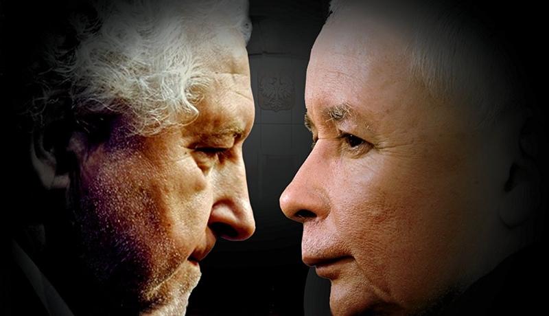 Andrzej Rzepliński i Jarosław Kaczyński to postacie symboliczne dla wojny sędziów z PiS